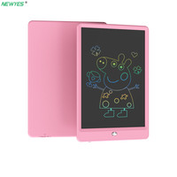 NEWYES 10 colors LCD Writing Tablet Drawing Tablet Handwriting Pads Portable Electronic Tablet Board message board memo pad