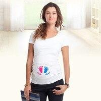 casual cotton maternity dress maternity clothes plus size ladies pregnant dresses multicolor long T-shirt dress