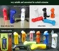 Pestañas Pegamento Mini Ventilador Para Extensión de la Pestaña de Fans Soplador de aire Del Pvc Herramientas de maquillaje Lindo Y Cómodo de 5 Colores Al Azar de Oem de la Oferta