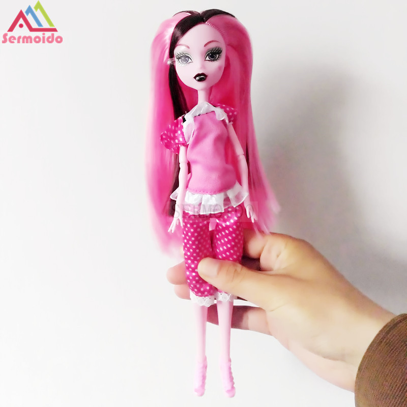 Monster Toys Dolls / High Quality Toy Gift for girls Classic Toys / Hot Selling Action Figure for Monster Highs D32