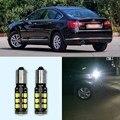 2 pcs Brand New Alta Qualidade Excelente Livre de Erros 5050 SMD 360 Graus BA9S Lâmpadas LED De Backup Reversa luz Para Citroen C5