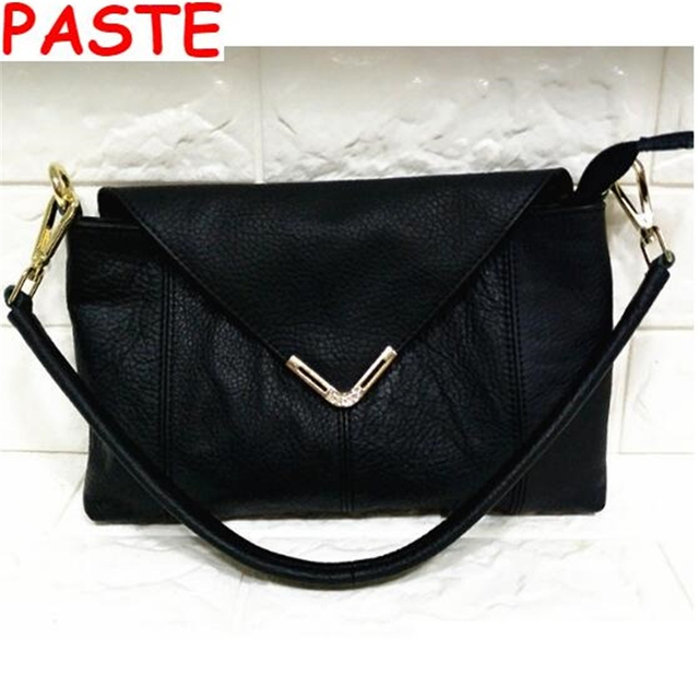 The Lowest Price High Quality 100 Genuine Leather Women Bags European And American Style