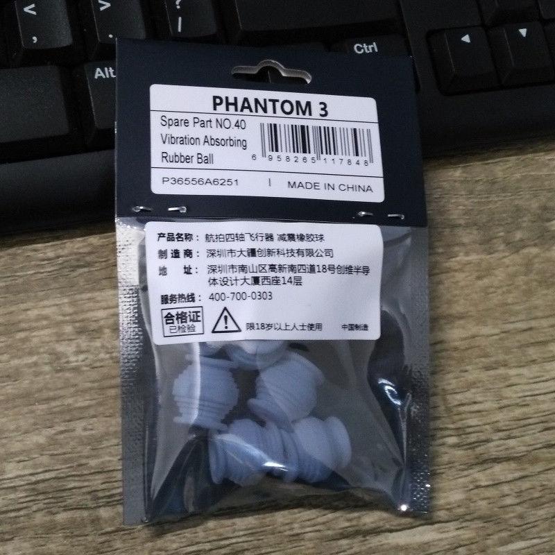 DJI Phantom 3 Vibration Absorbing Rubber Ball Part40