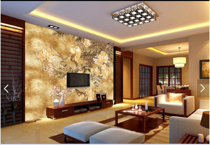 Customized 3d photo wallpaper 3d wall murals wallpaper for 3d photo wallpaper for living room