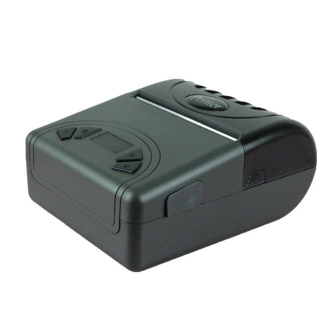 80 мм Портативный Bluetooth Тепловой чековый Принтер 80HB4 IOS и Android системы