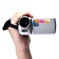 Biały 1.8 Cal TFT 4X Zoom Cyfrowy Mini Kamera Wideo NEW Fashion 17Otc16