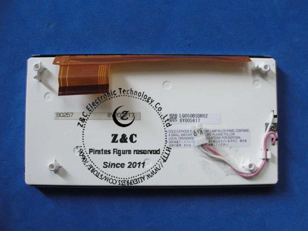 LQ050B5DR02 LQ050B5DR01 LQ050B5DR03+ класса 5 дюймов 480*320 ЖК-дисплей Дисплей для автомобиля DVD/gps навигации для Sharp