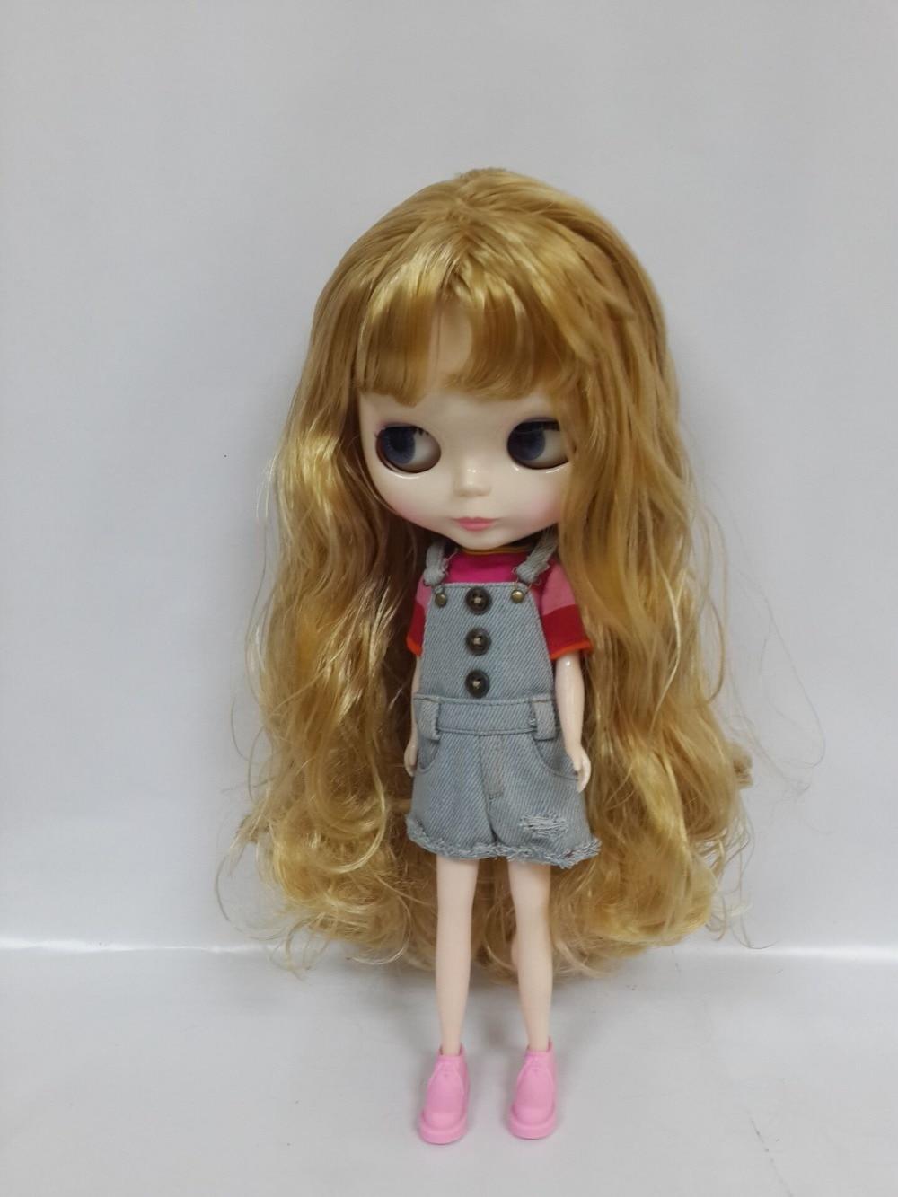 شقراء الشعر دمية ل blyth فتاة BBGS17-في الدمى من الألعاب والهوايات على  مجموعة 1