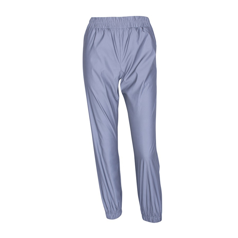 super service best sneakers united states Flash Night Reflective Jogger Pants 2019 Spring Women Casual Gray Solid  Streetwear Trousers Joggers Hip Hop Pants