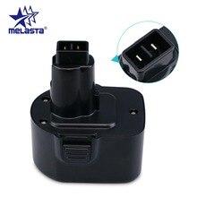 MELASTA 12V 2100mAh NiCd Battery for Dewalt DW9072 DW9071 DC9071 DE9037 DE9071 DE9072 DE9074 DE9075 152250-27 397745-01