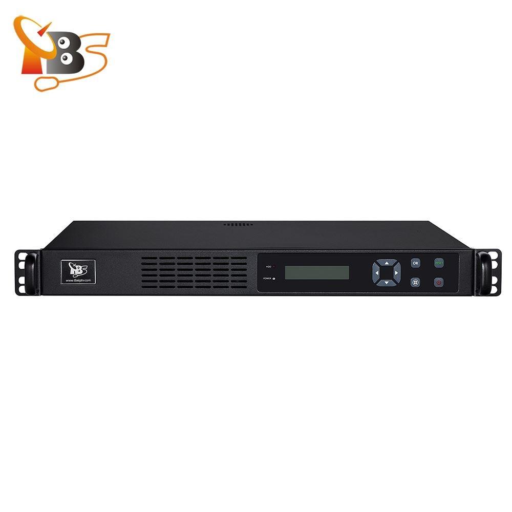MOI TBS2951 Pro AMD Servidor de Streaming De IPTV com 2x TBS6904 DVB-S2 Quad Sintonizador Profissional Cartão para Transmissão ao vivo