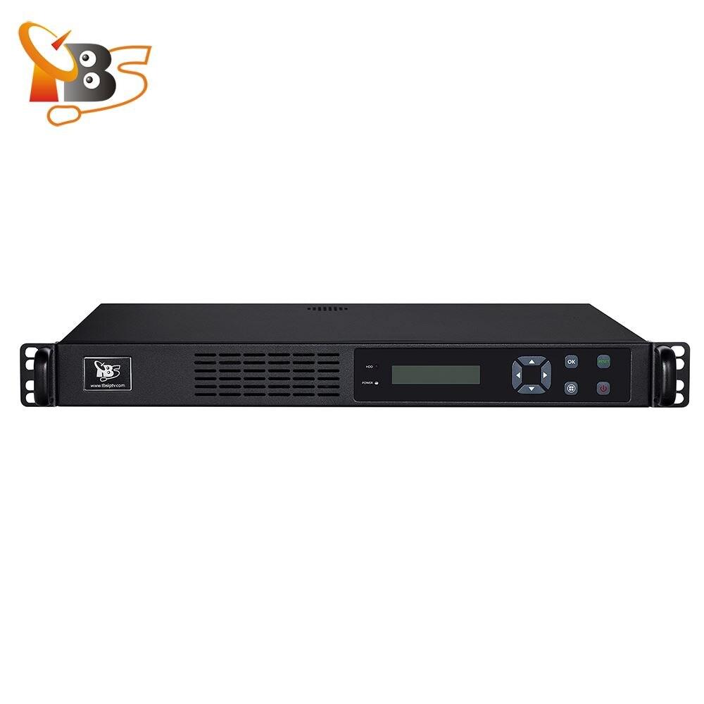 TBS2951 MOI Pro AMD Professionale Server di Streaming IPTV con 2x TBS6904 DVB-S2 Quad Scheda di Sintonizzazione per la Trasmissione in diretta