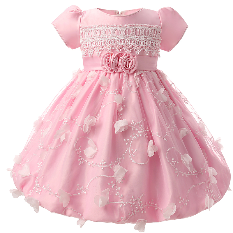 Fantástico Vestido De Las Niñas Partido Del Bebé Regalo - Ideas de ...