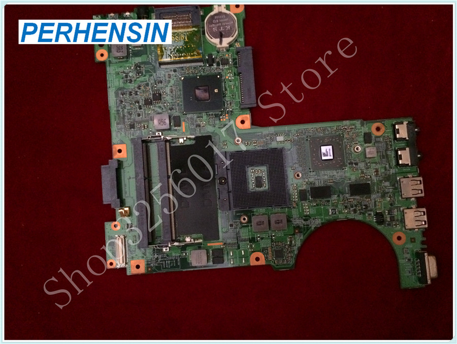 For Dell For Inspiron N4030 Laptop Motherboard CN-0H38XD 0H38XD H38XD 48.4EK01.01M 100% tested good new laptop speaker for dell for alien 17 r2 m17x speaker pk23000pp00 cn 0c4r39 0c4r39 left