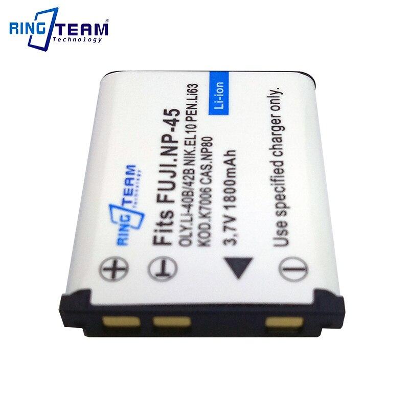 Batería para Casio Exilim zoom ex-z550