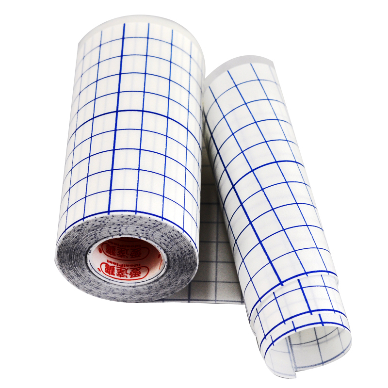 100pcs medical use hypoallergenic no woven wound dressing adhesive absorbet bandage large wound emergency outdoor accessories Free Shipping 10cmX10m Waterproof Transparent Adhesive Wound Dressing Medical Fixation Tape Bandage