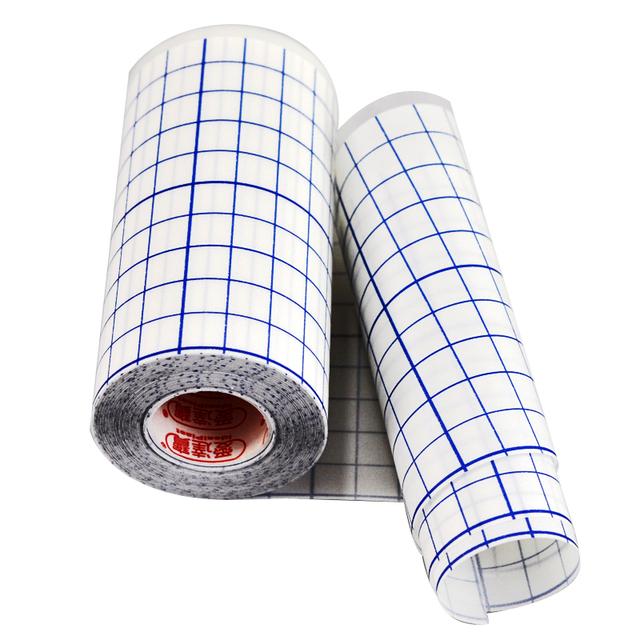 Frete grátis 10 cm X 10 m impermeável transparente adesivo curativo de fixação fita Bandage