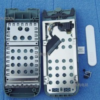 5pcs a lot Repair Part Hard Disk Drive Case HDD Cover Shell Box For Xbox 360 Fat Replacement