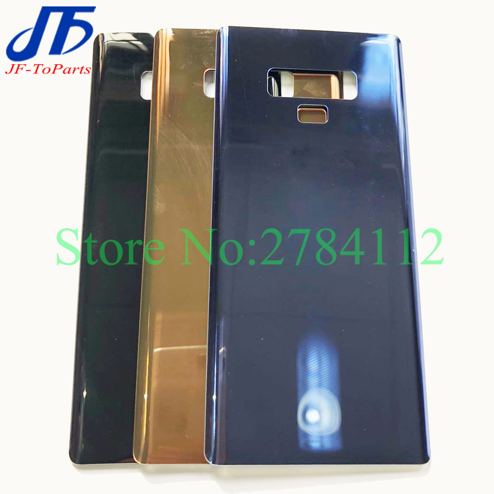 50Pcs 6 3 Back Glass Replacement For Samsung Galaxy Note9 Note 9 N960 N960F N960P Battery