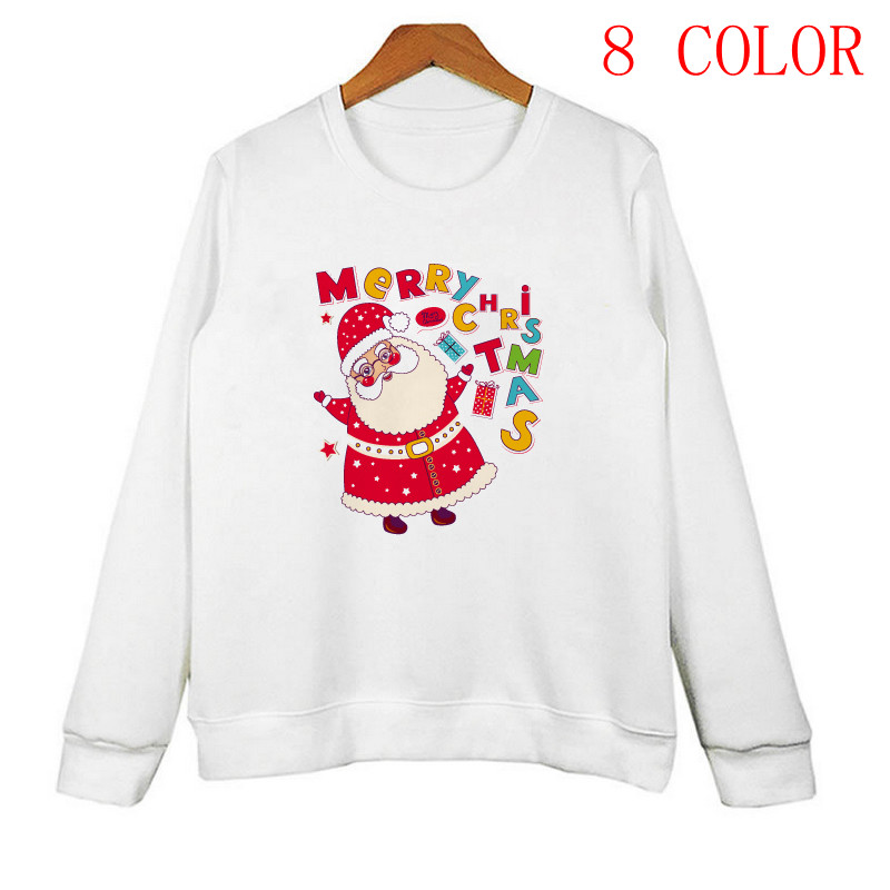 Long Sleeve Sweatshirts Women Casual Loose Pullover Hoodies Men Autumn Clothing White Sweatshirt Women Sudaderas Mujer 2016