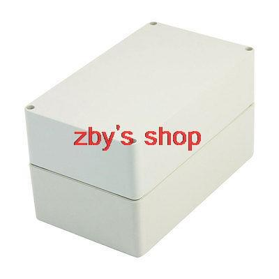 Surface Mounted Plastic Sealed Electric Junction Box 200 x 120 x 113mm