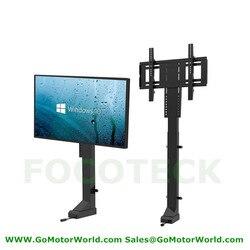 Lift 80KG TV Motorisierte Vertikale Stand Lift Höhe Einstellbar TV Halterung TV LIFT Hersteller