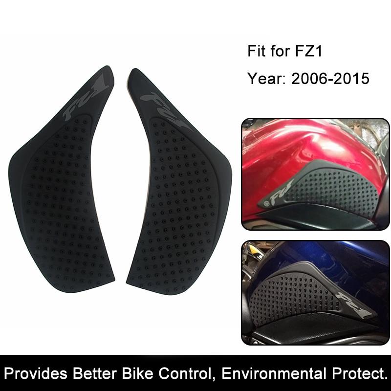 For Yamaha FZ1 FZ-1N FZ1N FZ1S FZ 1S 06-15 Motorcycle Anti slip Tank Pad 3M Side Gas Knee Grip Traction Pads Protector Stickers