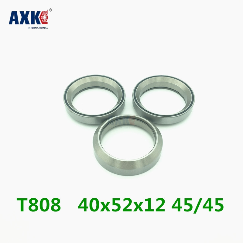 1-1/2 1.5 38.1mm Bicycle Headset Bearing T808 (40x52x12 45/45) Conical Bowl Set Peilin Repair Parts Bearing кольца exclaim кольцо colours