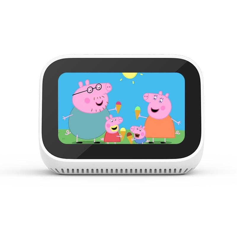 D'origine Xiaomi AI Visage Écran Tactile Bluetooth 5.0 Haut-Parleur Numérique Affichage Réveil WiFi Connexion Intelligente avec sonnette vidéo - 4