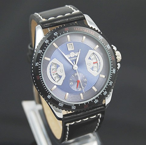 aliexpress com buy luxury men winner mechanical watches aliexpress com buy luxury men winner mechanical watches amazon hot leather strap automatic mechanical analog wrist watches shipping from