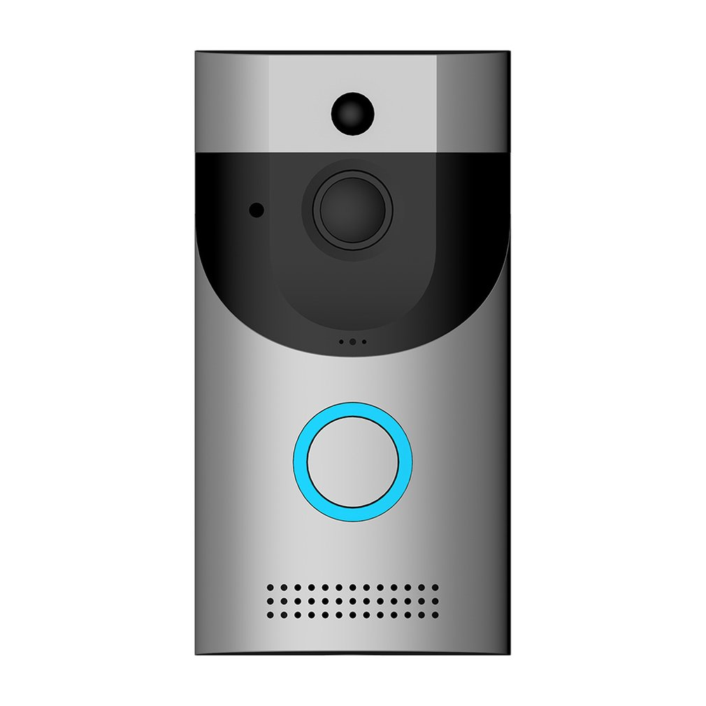 B30 Wireless WiFi Video Doorbell Camera Night Vision PIR Motion Detection Intercom Door Bell for Home Security
