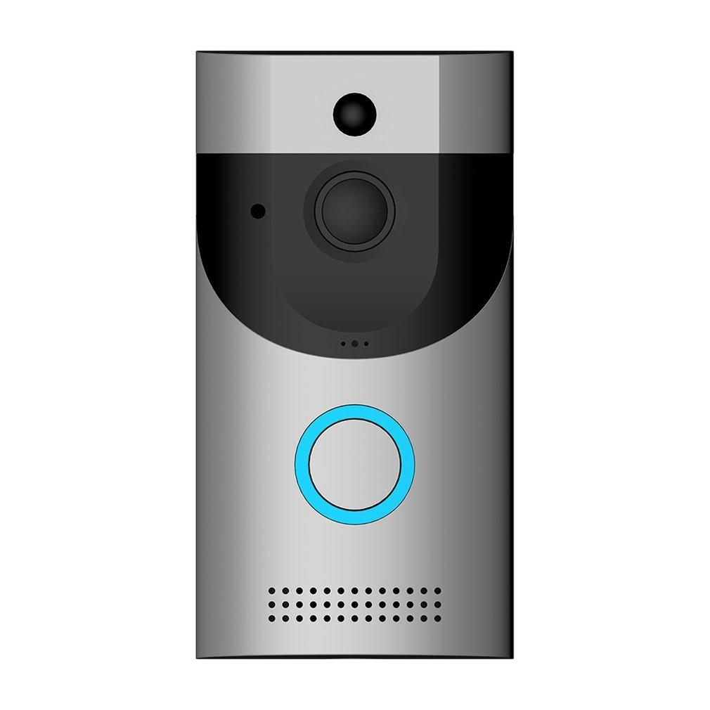 B30 Wireless WiFi Video Doorbell Camera Night Vision PIR Motion Detection Intercom Door Bell for Home Security