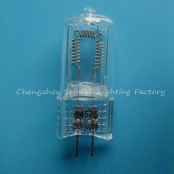 230v 1000w G6.35 New!stage Light Bulb W011