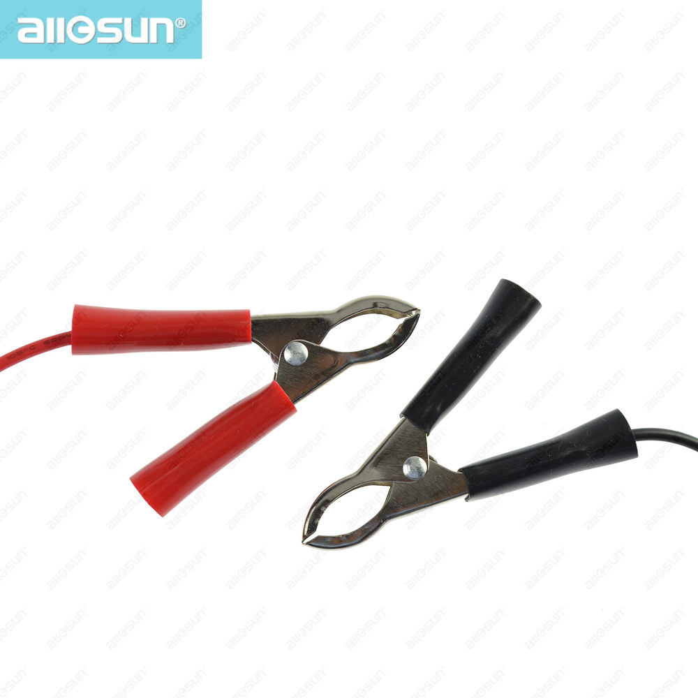 Todos los Sun EM285 6-24V DC probador de circuito eléctrico de coche probador de circuito automotriz sistema eléctrico de diagnóstico medidor de Cable
