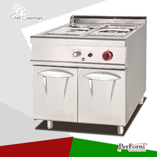 PKJG-9842 Gas Bain Marie with Cabinet, 900 series, for Commercial Kitchen