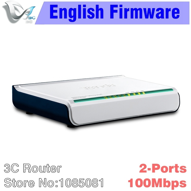 Free shipping Tenda D820R ADSL 2+ Modem 3G Router adsl modem wired ...