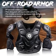 SCOYCO Black Motorcycle Armor Safety Vest Jacket Chamarra Motocicleta Moto Vest Colete Motocross Motorbike Offroad Racing Armor