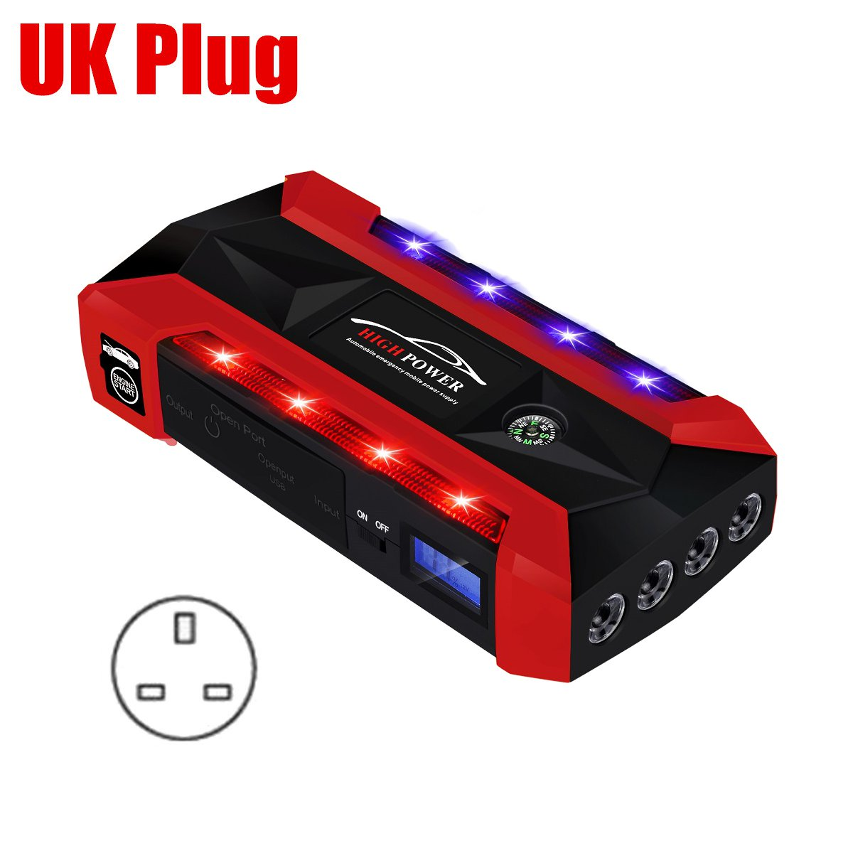 Free Shipping On Jump Starter In Car Electronics Automobiles