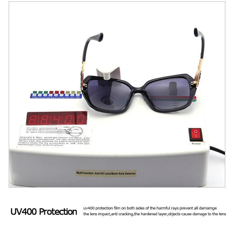 BARCUR Original Sunglasses Women Polarized Elegant Design For Ladies Sun Glasses Female 6