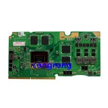 GTX 765 M 2 GB VGA karte Für Asus ROG G750J G750JW laptop karte N14E-GE-A1 GeForce GTX765M grafikkarte Video karte