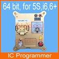 64 Бит Микросхема Программист Машина Ремонт Плата Nand Флэш-Жесткий Диск ЖЕСТКИЙ ДИСК Серийный Номер SN для iPhone 5S 6 Plus iPad Air 2 3