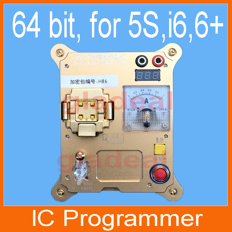 64 Bit IC Chip Programmer font b Machine b font Repair Mainboard Nand Flash Hard Disk