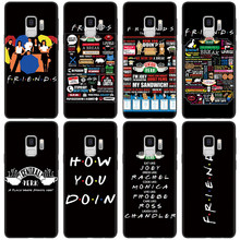 coque friends samsung a8