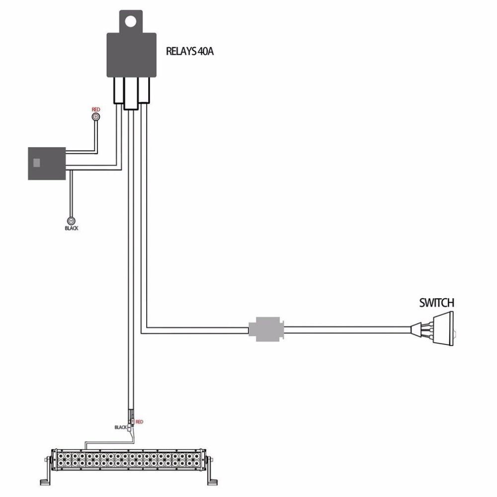 medium resolution of driving light wiring harness wiring diagrams wd 20v wiring diagram 12v spotlight wiring diagram