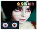 Golden Brown Apricot Coffee Mix Color Acrylic Eyes14mm,16mm,18mm For  BJD Doll 1/3 1/4 1/6 SD  Luts DOD AS DZ  GC17