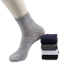 10 pairs men Male cotton socks spring and autumn winter male socks thermal socks 2017 casual men's socks(China)