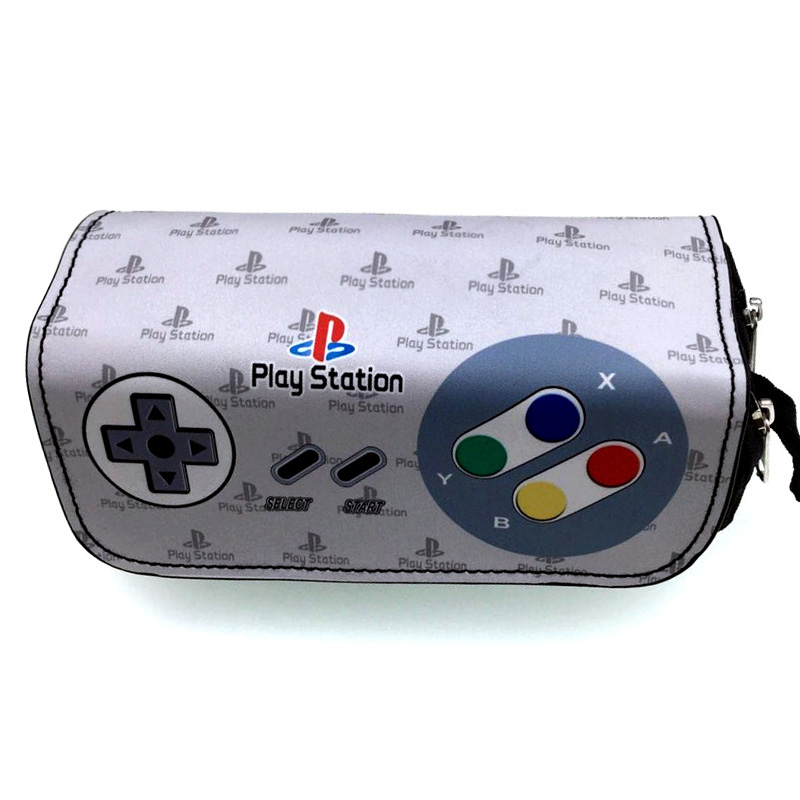 Game Gameboy Playstation Pencil Case Make Up Bag Cosmetic Bags For Girls/boys