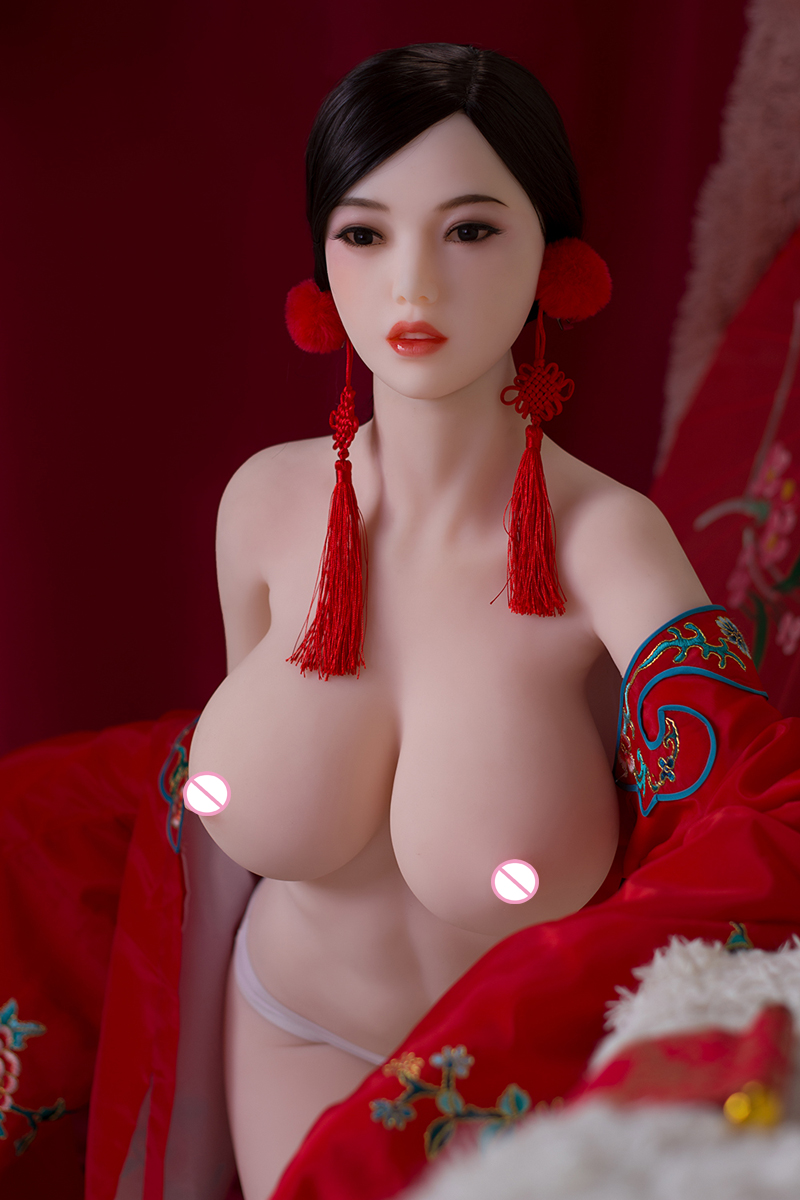 XFunShop Fenja 160cm Top quality real silicone sex dolls - Sexpuppe 15