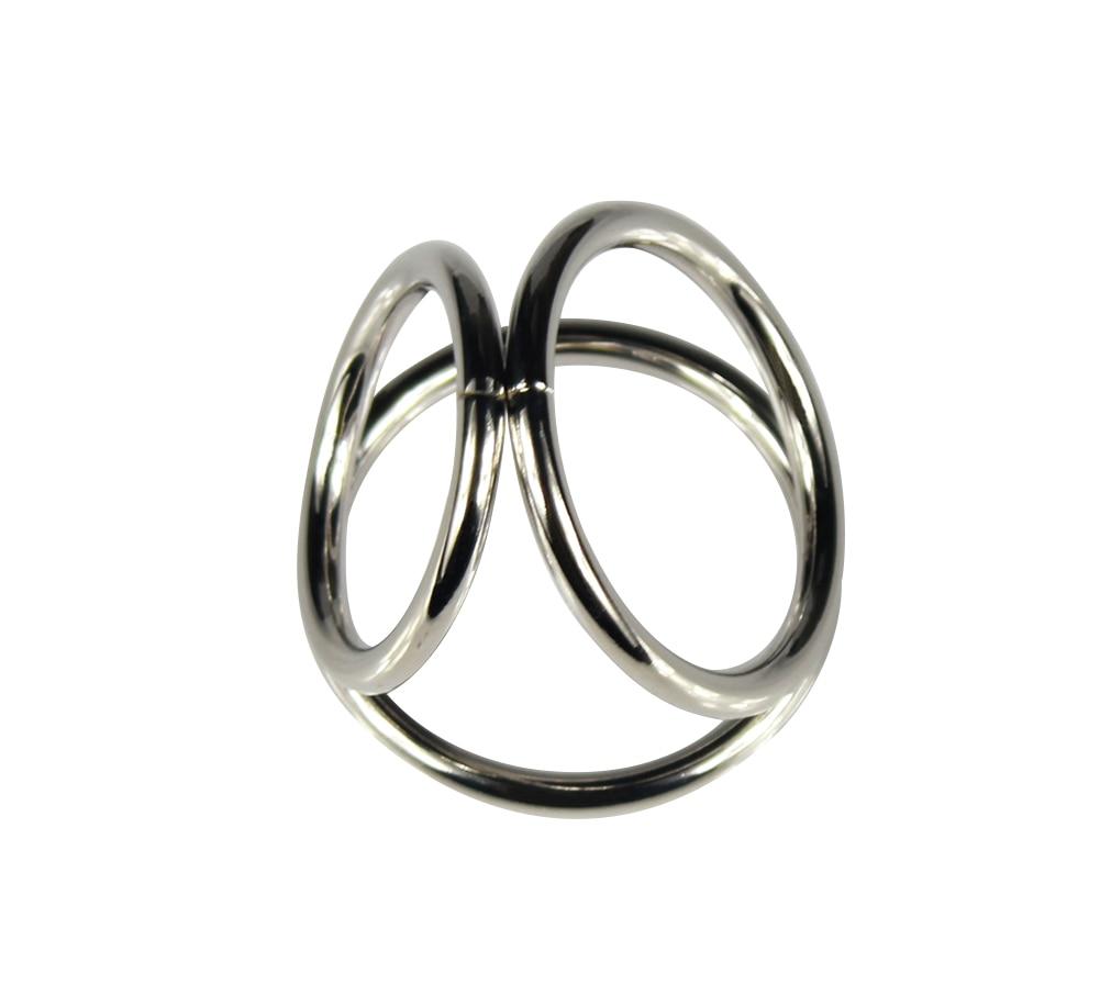 Decorative Cock Ring Online Get Cheap Triple Ball Aliexpresscom Alibaba Group