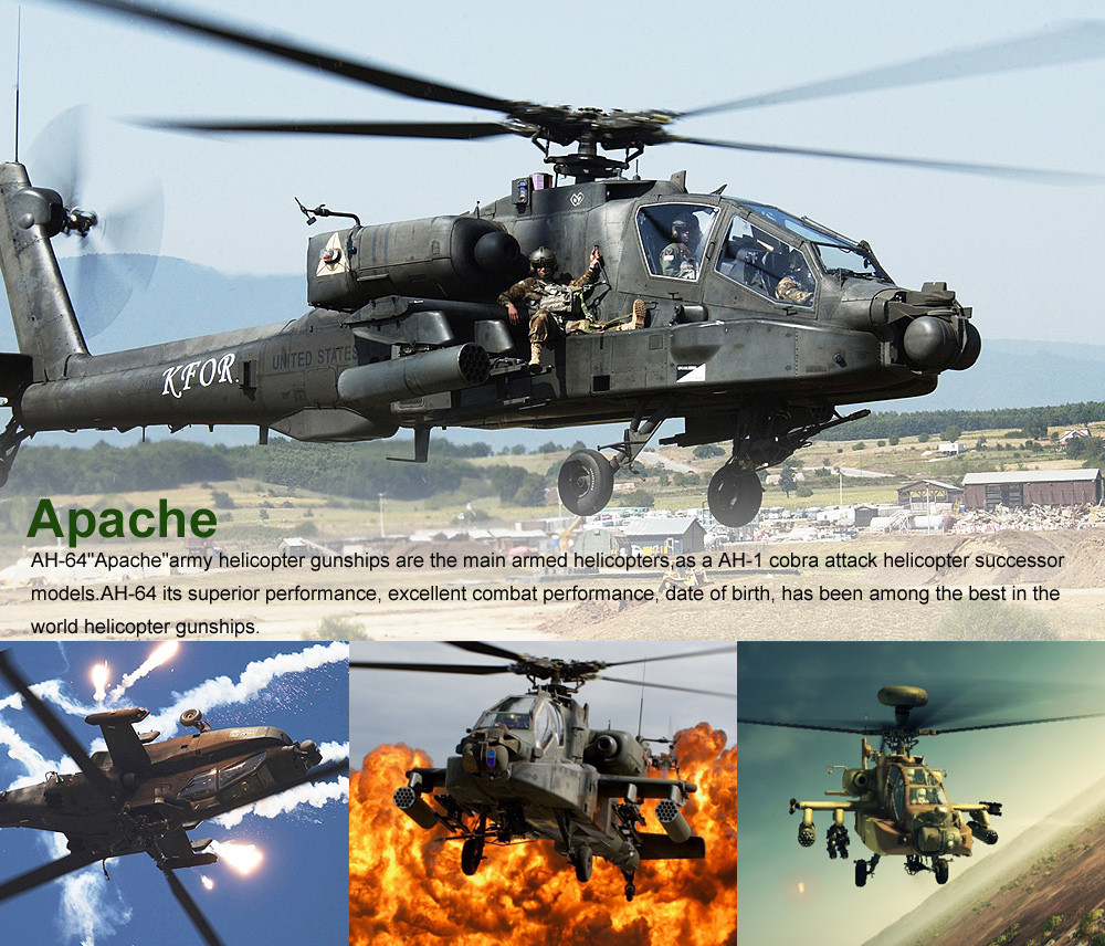 3CH Toys Apache Last 3